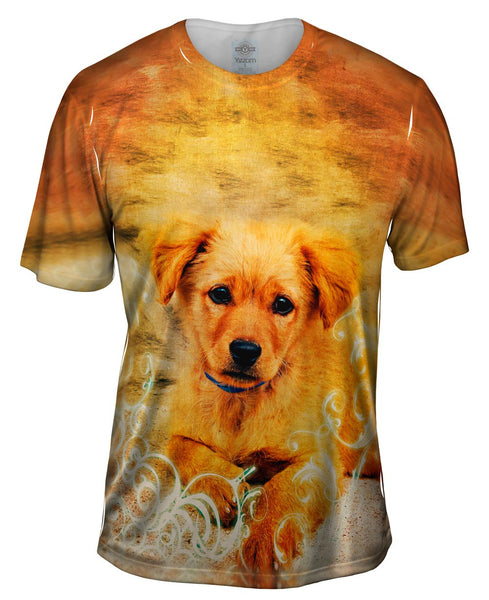 Rocky Puppy Mens T-Shirt