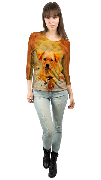 Rocky Puppy Womens 3/4 Sleeve