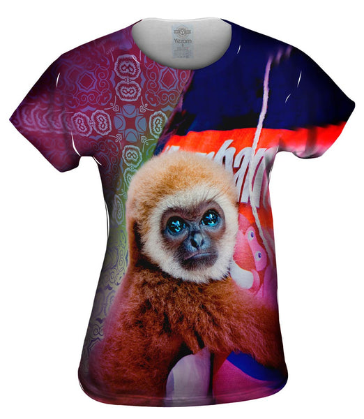 Thai Baby Monkey Womens Top