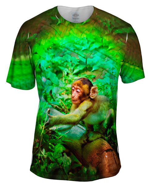 Branch Monkey Mens T-Shirt