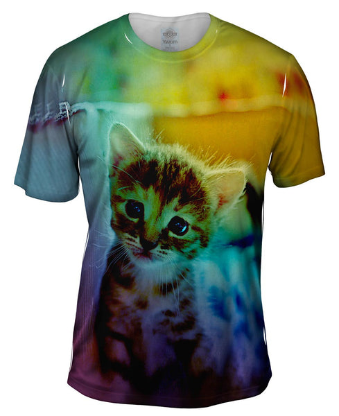 Dory Kitten Mens T-Shirt