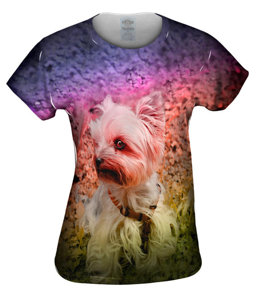 Yorkshire Terrier Puppy Womens Top