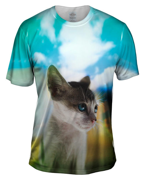 Dream Kitten Mens T-Shirt
