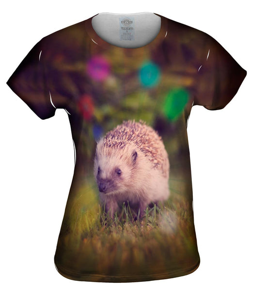 Baby Porcupine Womens Top