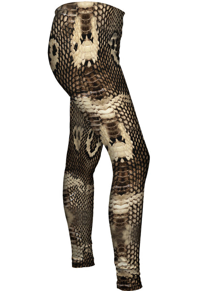 Cobra Snake Skin Womens Leggings