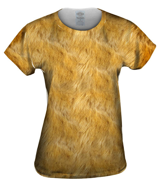 Lion Skin Womens Top