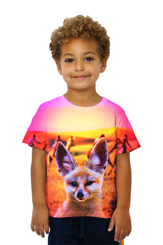 Kids Civil Fennec Fox