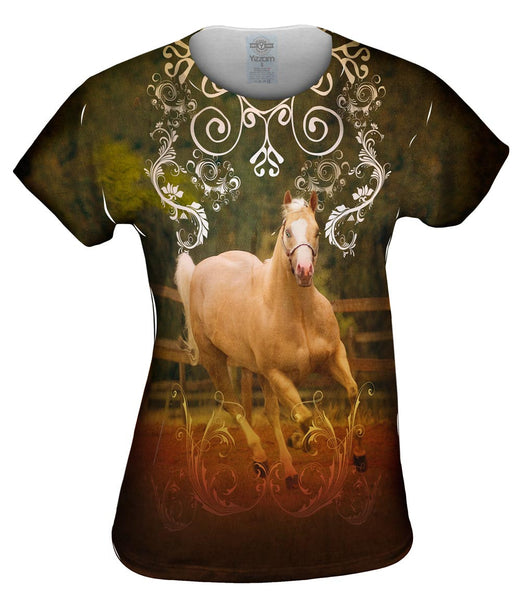 Majestic Horse Womens Top
