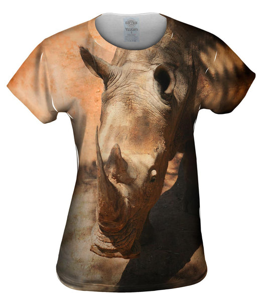 Desert Rhino Womens Top