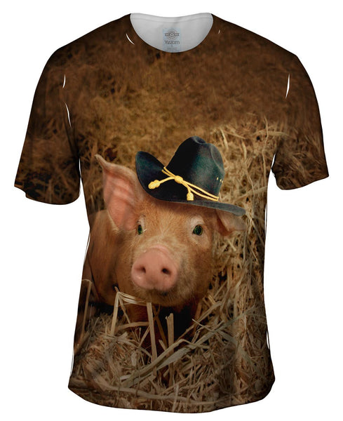 Union Piglet Mens T-Shirt