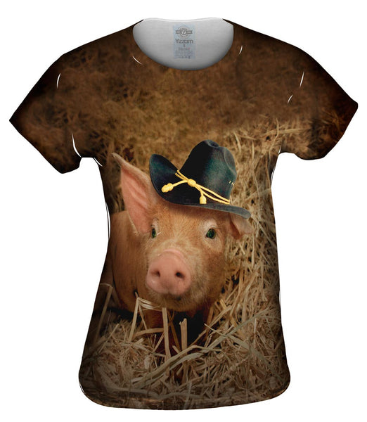Union Piglet Womens Top