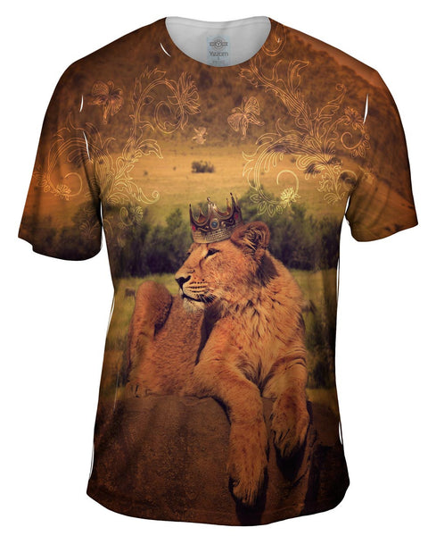 Lion Prince Mens T-Shirt