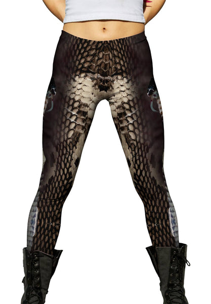 Cobra Half Skin Womens Leggings