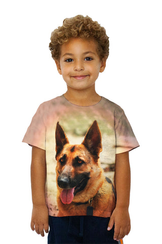 Kids German Shepard