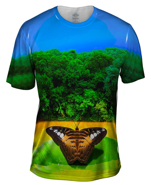 Butterfly 005 Mens T-Shirt