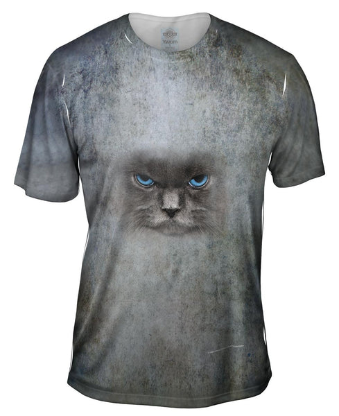 Cat 001 Mens T-Shirt
