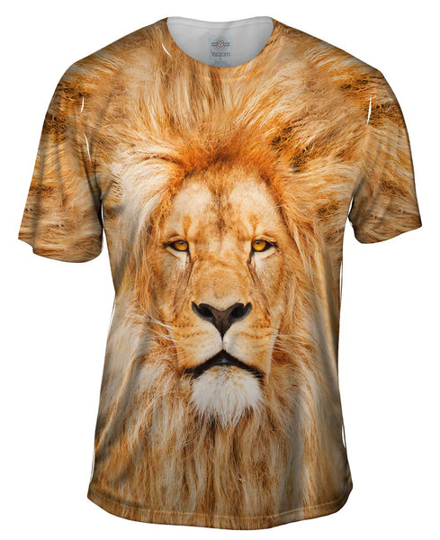 Lion 001 Mens T-Shirt