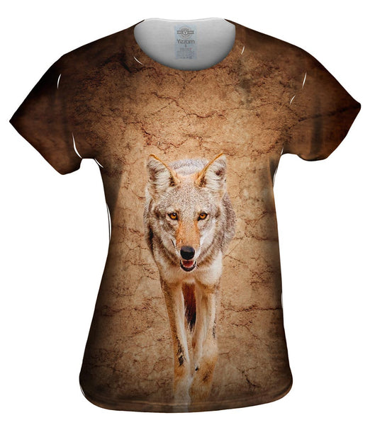 Wolf 001 Womens Top