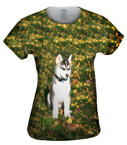 Small Husky Womens Top