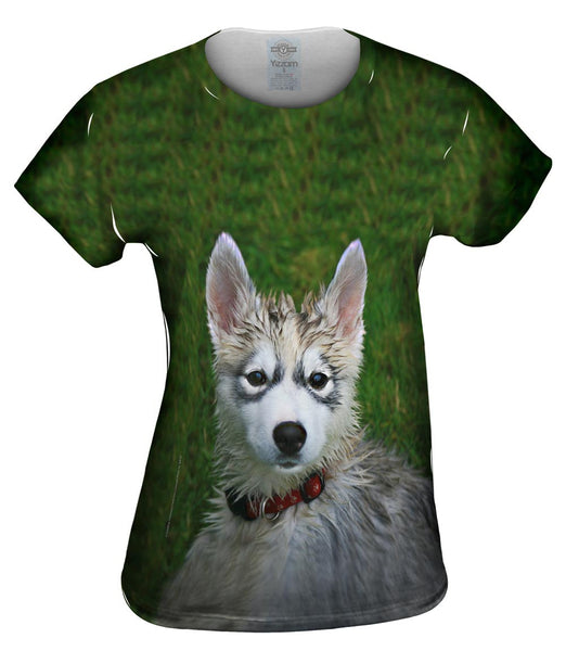 Wet Fun Husky Womens Top