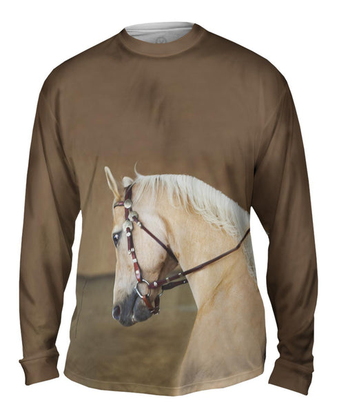 Serious Gold Paso Fino Mens Long Sleeve