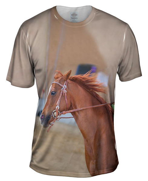 Galloping Paso Fino Mens T-Shirt