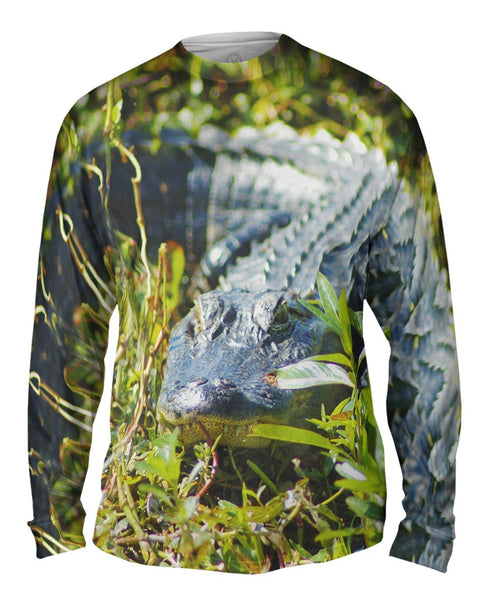 Rambo Alligator Mens Long Sleeve