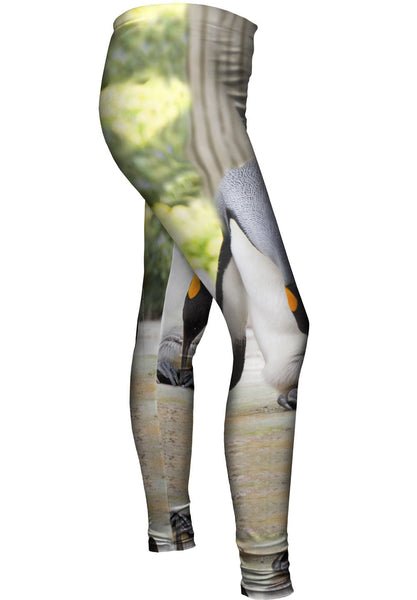 King Penguin Womens Leggings