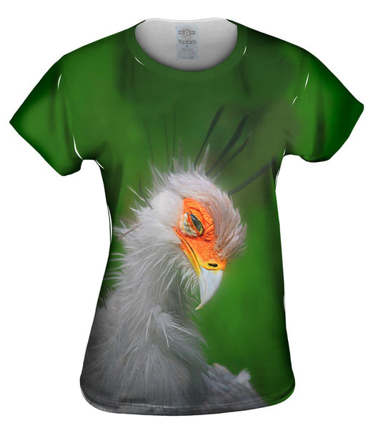 Sectetary Bird Womens Top