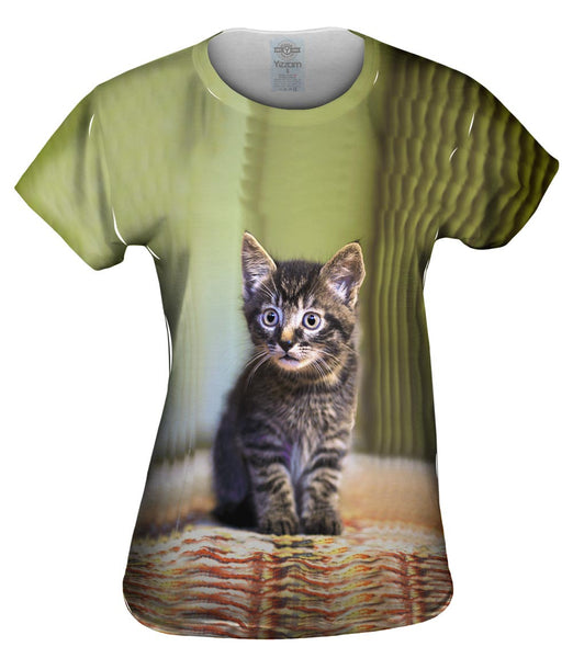 Cute Kitten Womens Top
