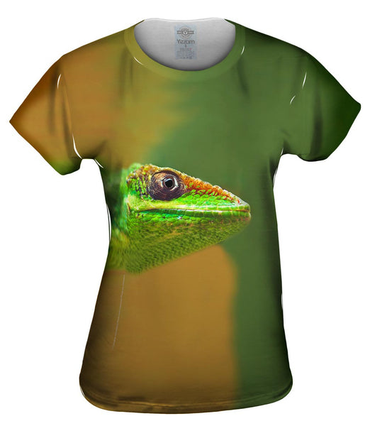 Green Lizard Womens Top