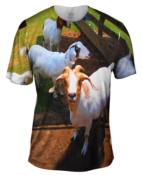 Goat Convention Mens T-Shirt
