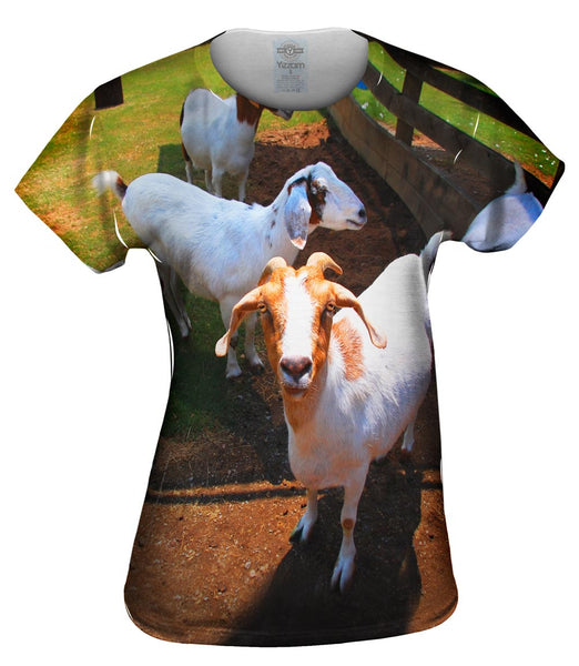 Goat Convention Womens Top