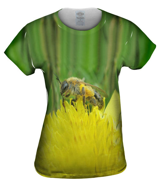 Big Bee Furry Womens Top