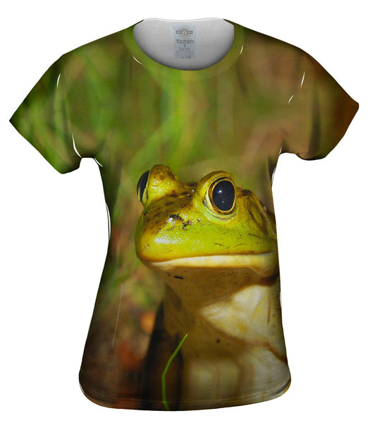 Lively Bull Frog Womens Top