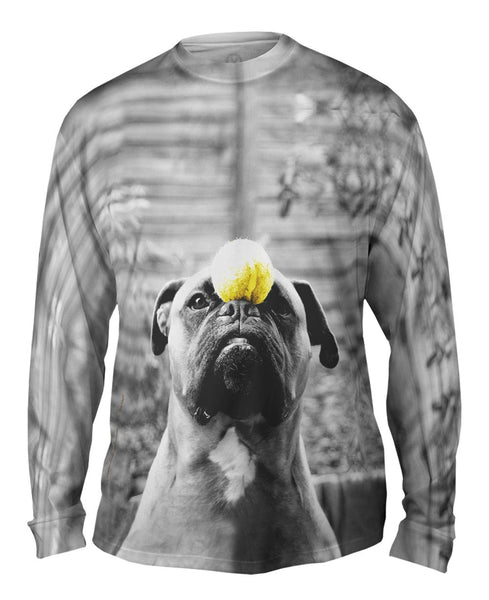 Obedient Boxer Mens Long Sleeve