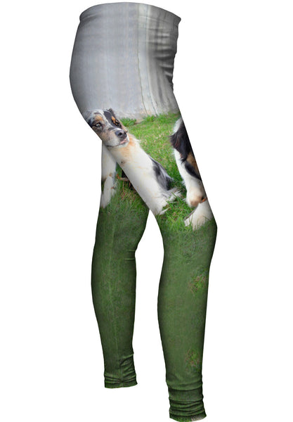 Social Collies Womens Leggings