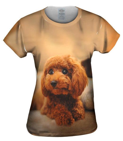 Cutest Poodle Ever Womens Top