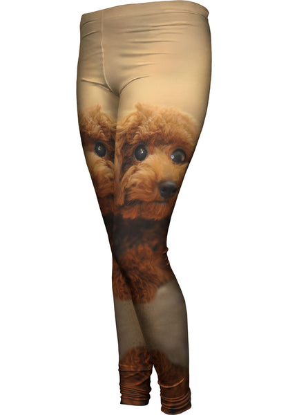 Cutest Poodle Ever Womens Leggings