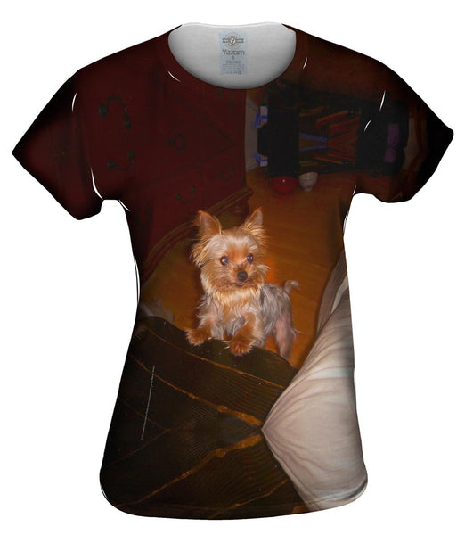 Rambunctious Yorkie Womens Top