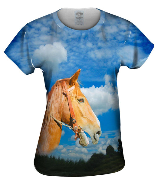 Mighty Horse Womens Top