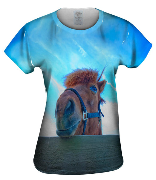 Heavenly Horse Womens Top