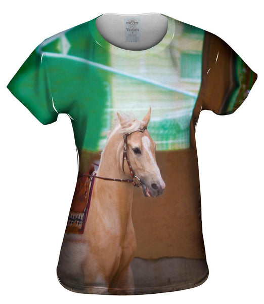 Victorious Horse Womens Top