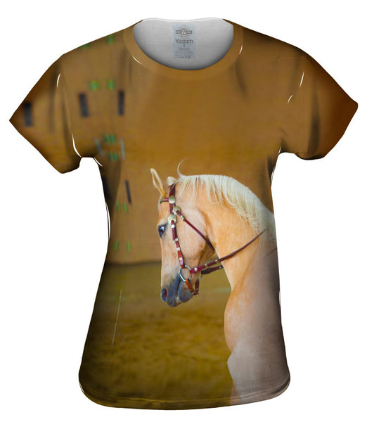 Head Down Horse Womens Top