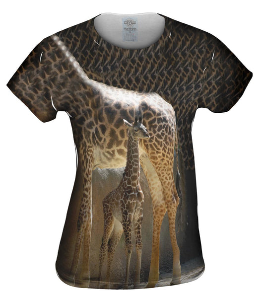 Heritage Giraffe Womens Top