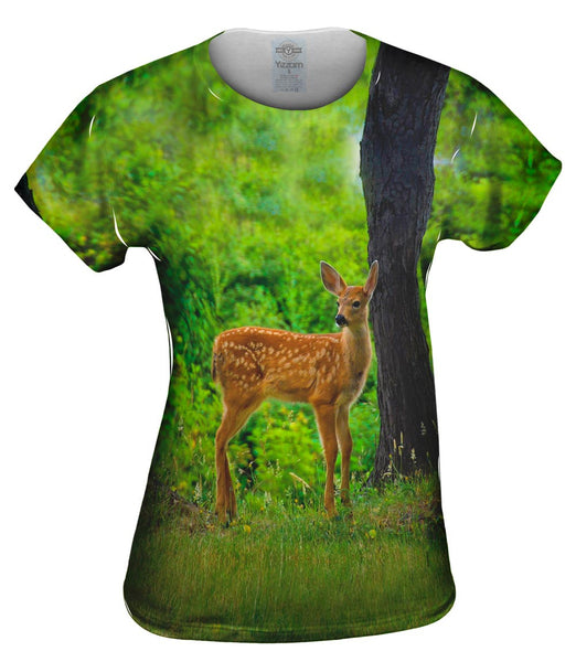 Nimble Deer Womens Top