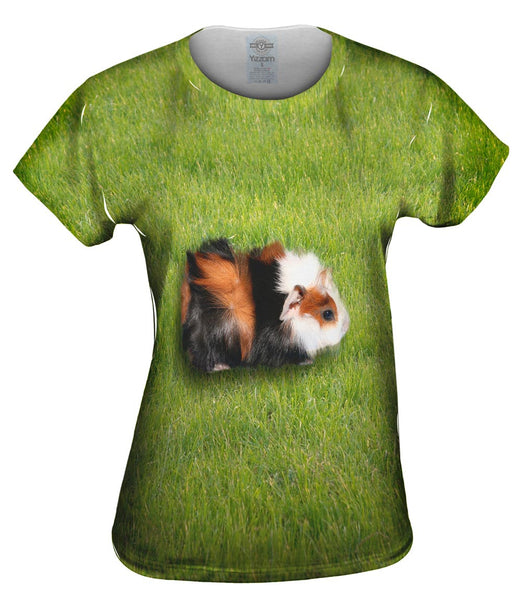 Robust Guinea Pig Womens Top