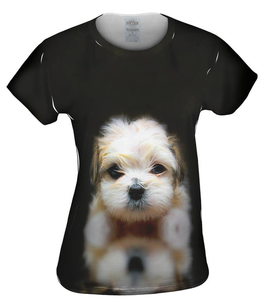 Mellow Baby Maltese Womens Top