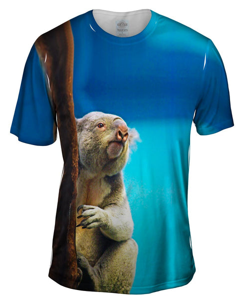 Tender Tree Koala Mens T-Shirt