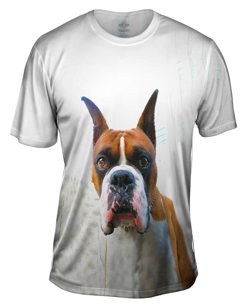 Somebody Say Bacon Boxer Mens T-Shirt